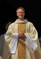 Fr Kevin Grove, CSC 2010 Ordination