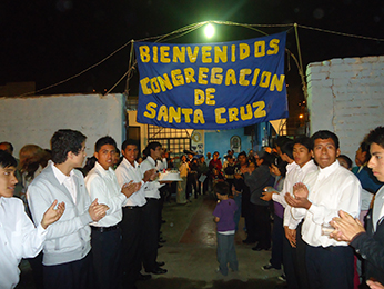 Fifty year Jubilee in Peru