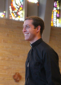 Fr Chase Pepper, CSC