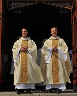 Holy Cross Ordination 2010