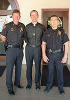Fr John and local police