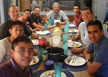 The Holy Cross Community in Mexico