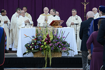 Stonehill Inauguration Mass