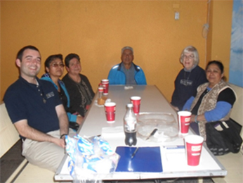 La Luz Parish Members