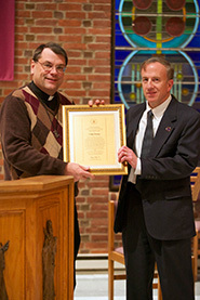 Spirit of Holy Cross Award