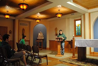 Old College retreat at LaPorte retreat center