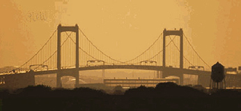 The Walt Whitman Bridge