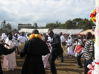 The Ordination Celebrations in Kenya