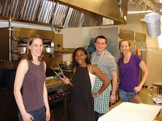 Wednesday Soup Kitchen volunteers