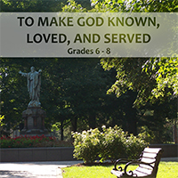 Grades 6-8 Vocations Curriculum